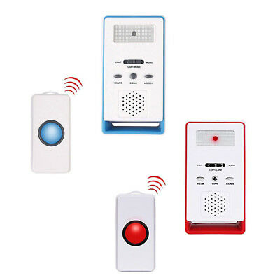 Wireless Caregiver Personal Pager Home Emergency Alert Systems Disability Aids