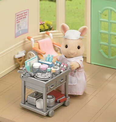 Sylvania family Calico Critters shop Series individual nurse set H-13