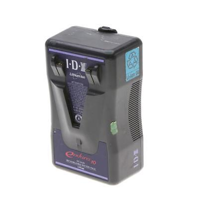 IDX Endura E-10 98Wh Lithium Ion V-Mount Rechargeable Battery Pack - SKU#1006519