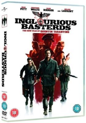 Inglourious Basterds [DVD] (2009), Very Good DVD, Diane Kruger, Mike Myers, Eli