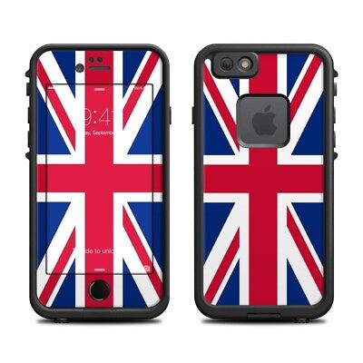 Skin for LifeProof FRE iPhone 6/6S - Union Jack by Flags - Sticker Decal