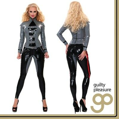 Giacca in Lattice Datex Sergeant Jacket Guilty Pleasure Sexy TOY Lingerie Fetish