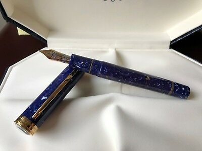 Visconti Limited Edition Fountain Pen – 100 Years Of Rotary International