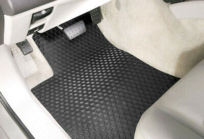 HEXOMAT - All-Weather Heavy Duty Floor Mats- Front Mats- CUSTOM - Volkswagen H-Z