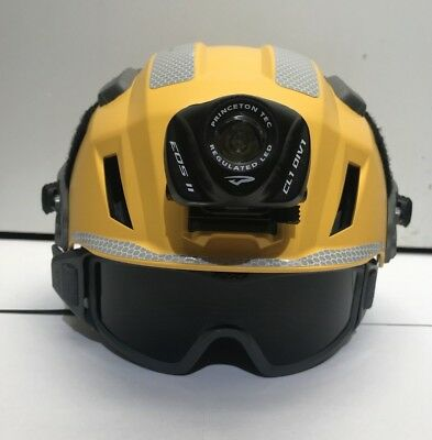 Team Wendy EXFIL SAR Tactical Helmet Yellow With EXTRAS EXCELLENT FREE SHIPPING