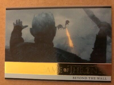 Game Of Thrones - Season 7: Gold Parallel Base Card: Card 18
