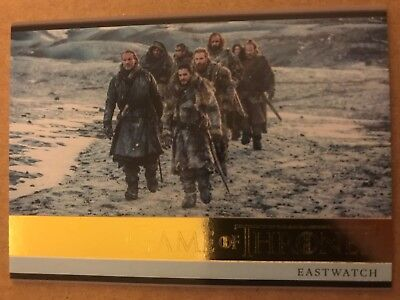 Game Of Thrones - Season 7: Gold Parallel Base Card: Card 15