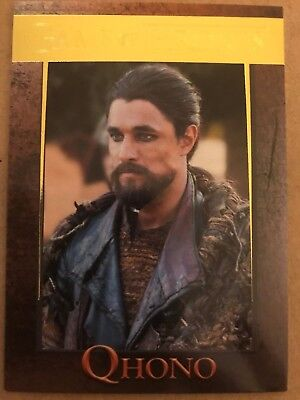 Game Of Thrones - Season 7: Gold Parallel Base Card: Card 58 - Qhono