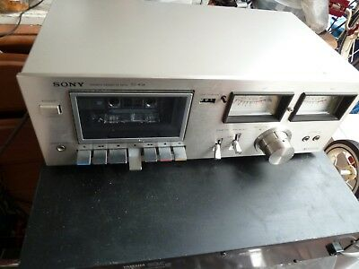 Sony TC-K1A Tape Cassette Deck