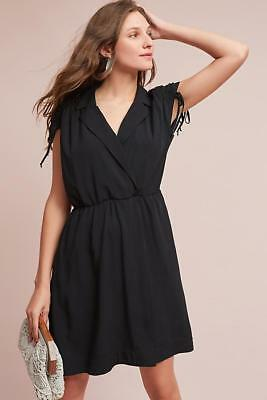 bcbfe59f7dcb NEW ANTHROPOLOGIE CARLOTTA Ruched Shirtdress by Maeve. Large ...