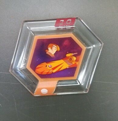 Disney Infinity 2.0 Treasure Planet Jim Hawkins' Solar Board Toy Box Power Disc