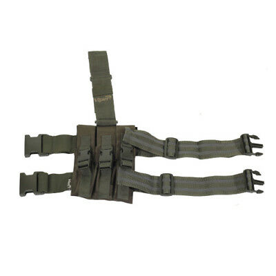 Viper Tactical Mp5 Drop Leg Unisex Pouch Mag - Olive Green One Size