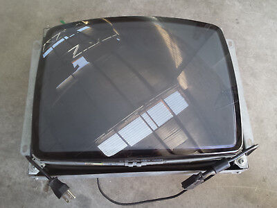 """Arcade Monitor & Chassis Eygo Brand 19"""" Vga Monitor 31K Clean Clear Picture"""