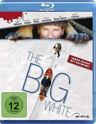 The Big White - Immer Ärger mit Raymond / Robin Williams (Blu Ray) <134>