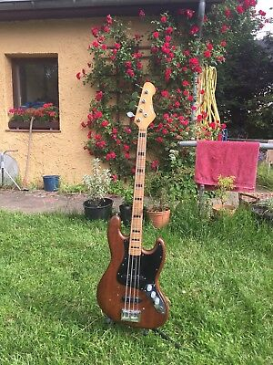 Vintage Very Rare Cimar Electric Jazz Bass