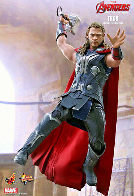 Avengers 2- THOR 1:6 Scale Figure MMS306 Hot Toys Marvel - NEW