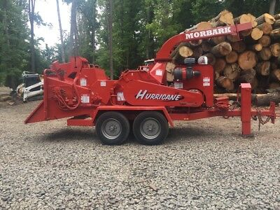 Morbark Hurricane 18 Chipper (#2131)