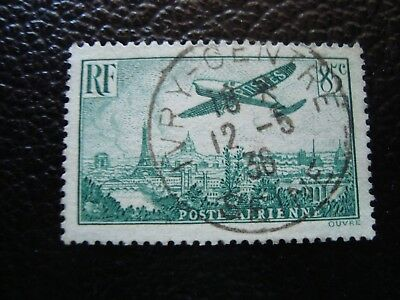 FRANCE - stamp yvert and tellier air n° 8 obl (A12) (A)