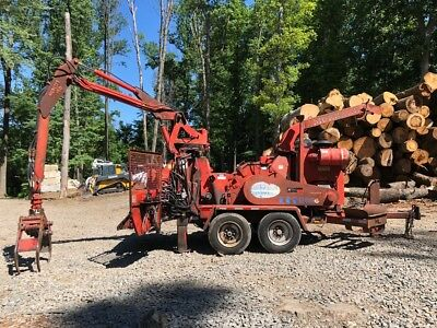 Morbark Hurricane 2400XL with Grapple Loader (#2177)