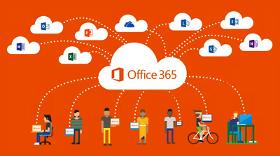 Microsoft Office 365  lifetime license Account  5 devices 5TB