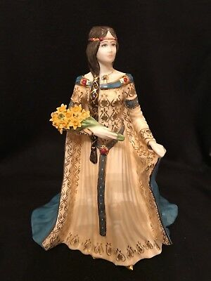 Royal staffordshire figurine The Daughter of Erin Very Rare
