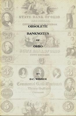 Booklet: Ohio Obsolete Currency Catalog - Wismer