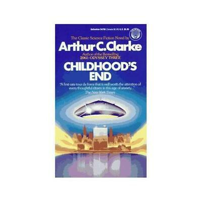 Childhood's End by Arthur C. Clarke (author)