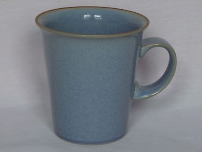 Denby Stoneware, Juice, Berry Blue Mug, 9.5cm tall, tapered sides