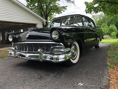 1956 Ford Fairlane Customline 1956 Ford Customline, Two Door, V8 272, Automatic, Great Driver Condition