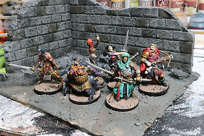 Zombicide Green Horde Grundbox Core Box painted