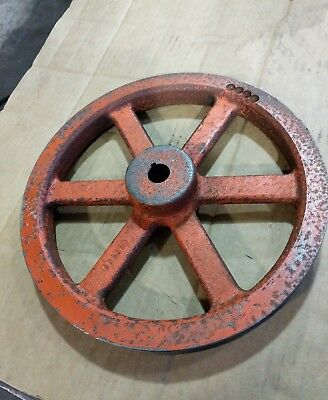 """Doall 2013-v 457 bandsaw drive pulley reeves drive  3/4"""" x 11"""""""
