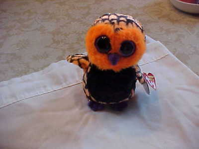 """Ty Beanie Babies   """"haunt""""  Dated  2013  Fantastic Shape.  Tag Still Attached"""