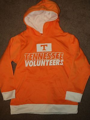 TENNESSEE VOLUNTEERS YOUTH HOODIE SHIRT SIZE S SMALL 6/7 AM Boys Girls NCAA