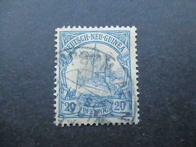 N.W Pacific Islands Stamps: 1916 6mm apart Used  Free POST (z123)