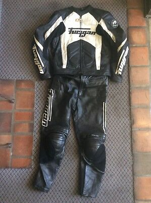 Furygan Leathers Men's Motorcycle Racing Suit/ Leathers Like Alpinestars,Dainese