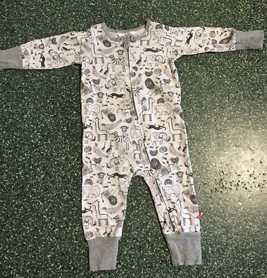 Fox & Finch Baby romper - Size 0 - New Without Tags