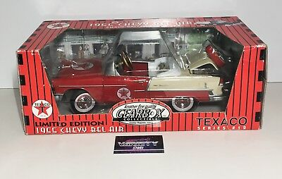Texaco Die Cast NEW In Box 1955 Chevy Bel Air Pedal Car - Series #12 - NEW BOX