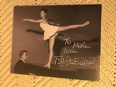 Actress Brigitte Bardot Signed 8x10 Photo Autographed To Mike
