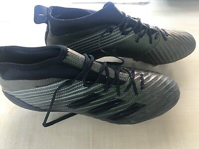 Predator Flare SG Rugby Boots - Size 9 Mens