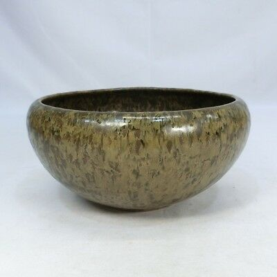 D162: Chinese bowl with popular green glaze SOBA of very good tone