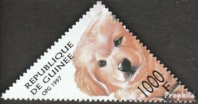Guinea 1679 unmounted mint / never hinged 1997 Dogs