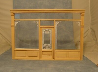 Dolls House Direct  12th scale full shop window frontage DIY640