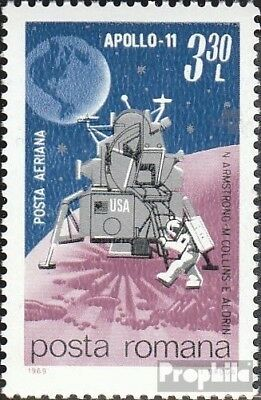 Romania 2781 unmounted mint / never hinged 1969 Moon Landing