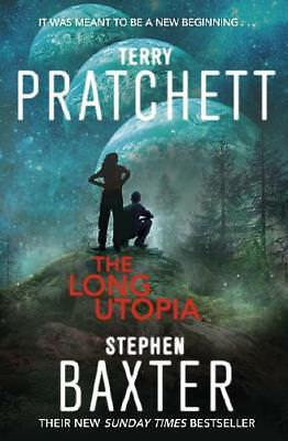 The Long Utopia by Terry Pratchett (author), Stephen Baxter (author)