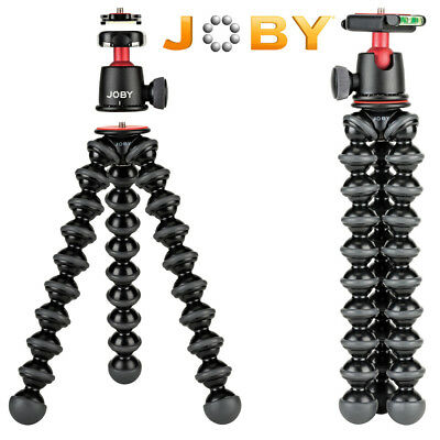 JOBY GorillaPod 3K Flexible Mini-Tripod  with Ball Head Kit~JB01507