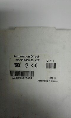 automation direct AD-SSR630-22-ACR