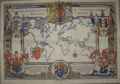 Commonwealth of Nations British Empire 1937 A.C. Webb Christian Science Monitor