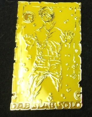 SeedleSs Slab Han Solo hat pin Dab Dabber 710 Star Wars THE NEW DOPE Shatter