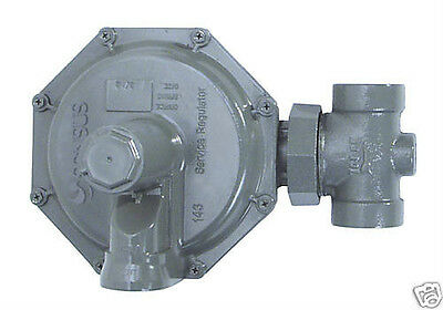"SENSUS 143-80-2 (3/4"" or 1"") NATURAL GAS REGULATOR (Specify spring and orifice)"