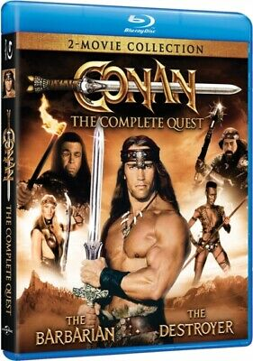 Conan: The Complete Quest (Conan The Bar